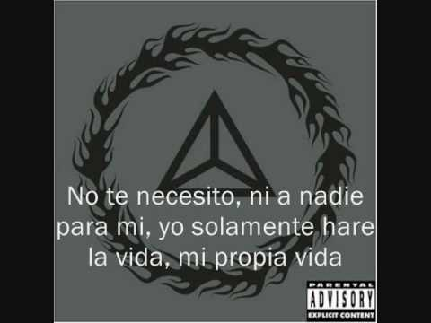 Not Falling En Espanol de Mudvayne Letra y Video