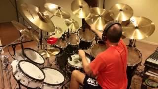 Pearl Jam - Porch (drum cover)