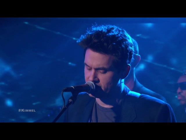 Still Feel Like You Man - John Mayer (Live 2017 New Song)