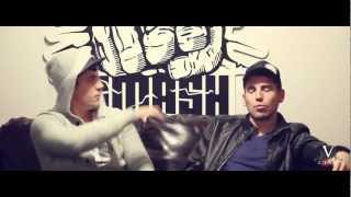 Dimitri Vegas & Like Mike Interview / Yves V. & Angger Dimas - Madagascar + Interview (Chicago)