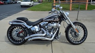 SOLD! 2014 Harley-Davidson® FXSBSE - CVO™ Breakout® w/ Vance & Hines Pipes 0950