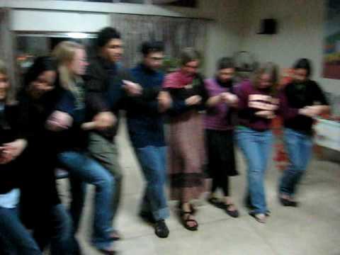Tamazight Dancing Fez