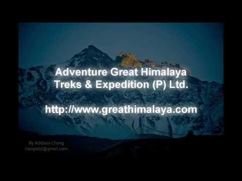 Time Lapse in Nepal, Jomsom Muktinath Trek Oct 2011