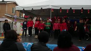 1st grade multicultural holiday performance