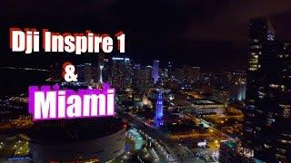 Dji inspire 1 Miami night Flight :)