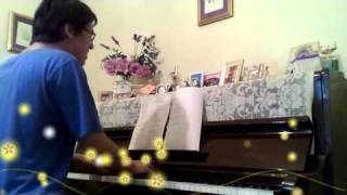 4 Chords - Axis of Awesome Piano Vocal Cover by Billy