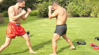 Shaolin Kung Fu Traditional Movement: Block width=