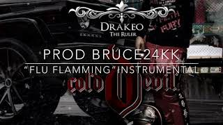 "Cold Devil ""Flu FLAMMING Official Instrumental "" Prod Bruce24kk"