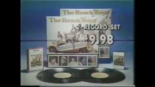 The Beach Boys Greatest Hits 1980s Album Commercial
