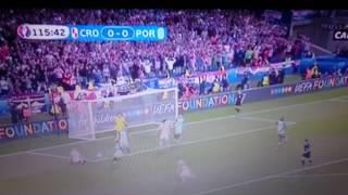 Croatie vs Portugal