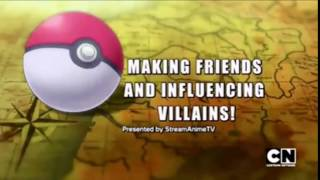Title Card | Making Friend And Influencing Villains! | Pokémon S19 EP24