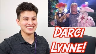 Vocal Coach REACTION Darci Lynne Sings With a Little Help From My Friends - The Beatles (AGT FINALS)