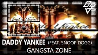 Daddy Yankee - Gangsta Zone - Feat. Snoop Dogg - Barrio Fino En Directo