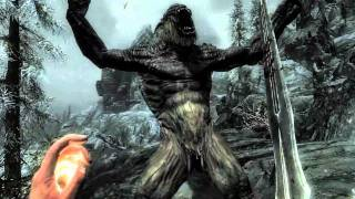 Skyrim Official Trailer HD