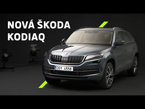 Skoda Kodiaq Sportline