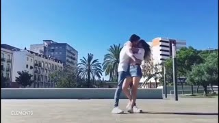 Stay With Me - Best Couple Dance ❤️ ♫ Shuffle Dance (Music video) Tropical House| Perfect Suicide