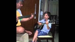 O menino da Porteira Oficial Luis Felipe