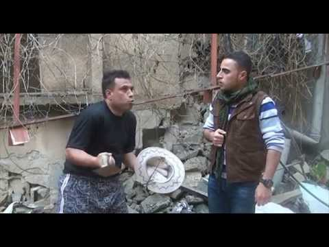 بلدي يا غزة  حلقة الأسمنت الجزء(1)  يتبع