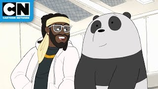 We Bare Bears | T-Pain's Tour Bus | Cartoon Network