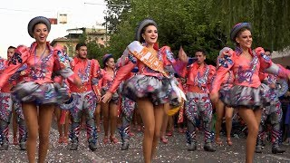 Caporales Mi Viejo San Simón/ Cochabamba/ Corso 2017 ᴴᴰ