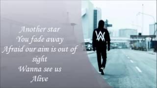 Alan Walker-Faded Lyrics