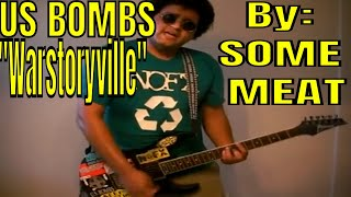 U.S. Bombs Warstoryville Cover