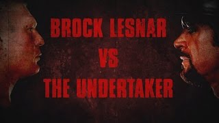 An in-depth look at The Undertaker and Brock Lesnar's final chapter: Raw, October 12, 2015 width=