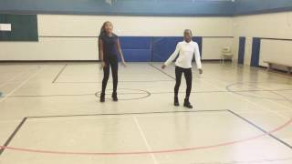 TRAP QUEEN-FETTY WAP DANCE FT BY Esha and Faithy😜