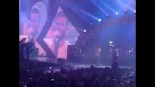 ADAM LEVINE Maroon 5 This love IHEART radio 2013