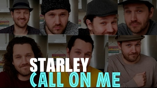 Starley - CALL ON ME (Liam Holmes Cover)