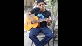 Joelson cantando musica do Fernandinho