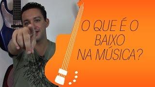 Aprenda a tocar baixo: entenda a função dele na música