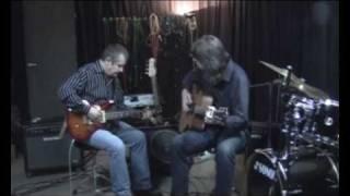 Crossroad blues -TerrAAcoustica in LGS studio