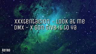 Xxxtentacion X DMX (Mashup)