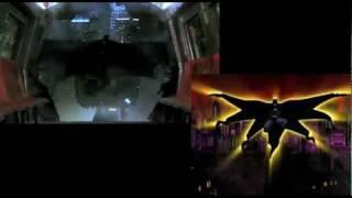 'The Batman' Live Action Intro Comparison