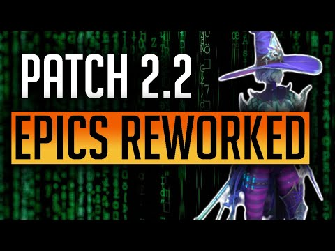 RAID | Patch 2.2 EPIC changes confirmed! BIG CHANGES!!
