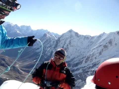 Parchamo Summit… Himalayas Nepal.