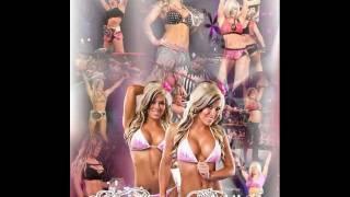 "TNA Madison Rayne 5th Theme ""Killa Queen"" HD"