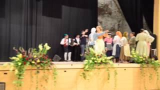 Rancho folclórico O Ribatejo de Colmar - Inicio do Baile - 03.05.2014 (Genève)