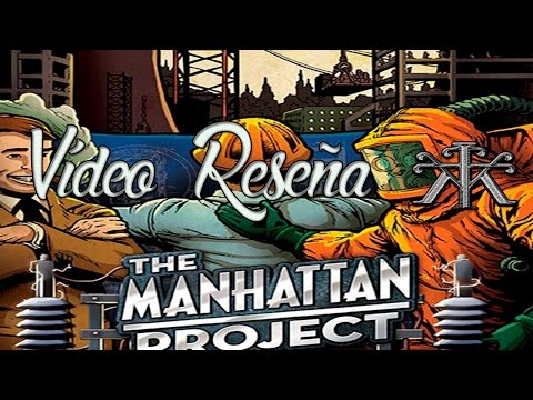 Reseña The Manhattan Project: Energy Empire