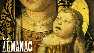 Why babies in medieval paintings look like ugly old men