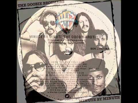 Minute By Minute de The Doobie Brothers Letra y Video