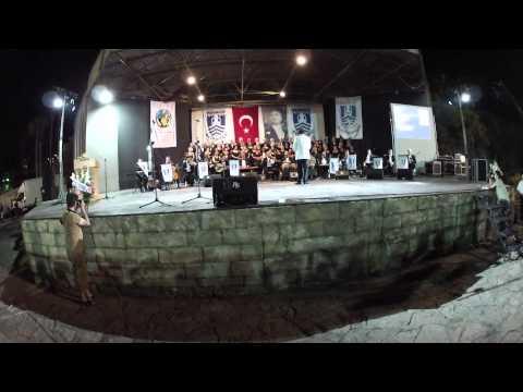 (Part5) Bodrum,Turgutlu,Belediyesi,Klasik,Türk,Sanat,Müziği,Musikisi,Korosu,Kale,Konseri,
