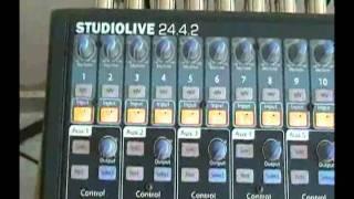 Video Aula 01   Presonus StudioLive