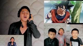 Opening 2 Dragon Ball Super (COVER) =JHON CHRALIE IXB