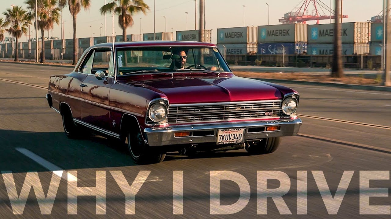 This 1967 Chevrolet Nova strings together past, present, and future thumbnail