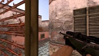 WALLBANG AWP de_mirage by lqs.