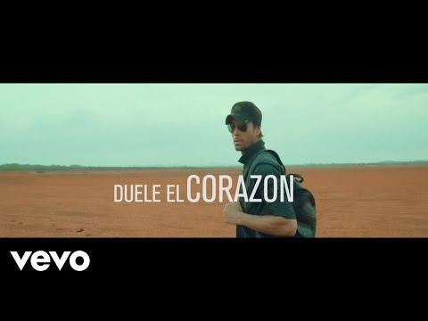 Enrique Iglesias - DUELE EL CORAZON ft. Wisin