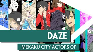Mekaku City Actors OP | Daze Cover デイズ 【Hikaru】