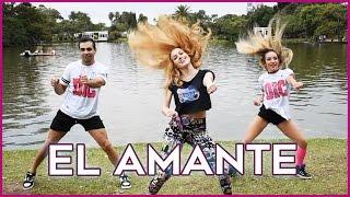 El Amante - Nicky Jam | Coreografia Ft. Emiliano Ferrari Villalobo - Reggaeton